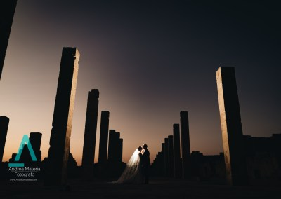 Matrimonio a Siracusa di Salvo e Giuliana