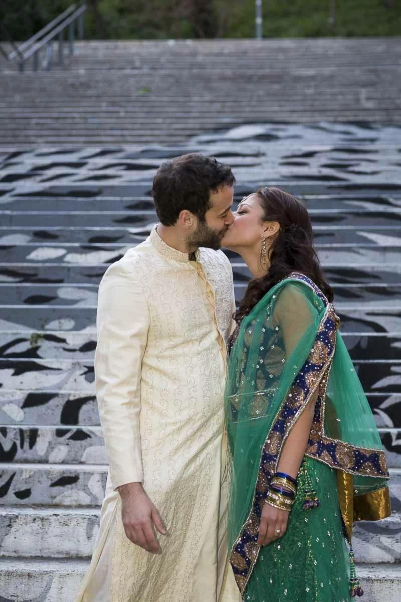 Indian Italian Wedding Photography  Rome Italy