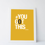print | tu consegues . you got this