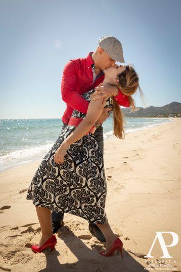 bacio, foto ritratto, coppia