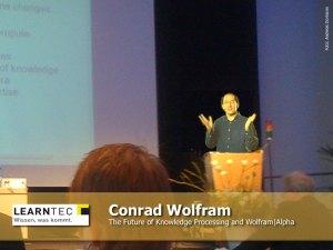 Conrad Wolfram