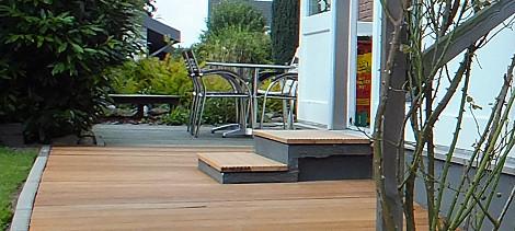 erweiterung der holzterrasse gelungen mein senf. Black Bedroom Furniture Sets. Home Design Ideas