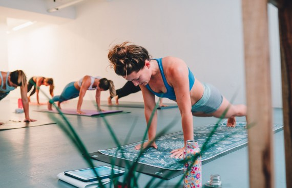 Surf And Yoga Workshop