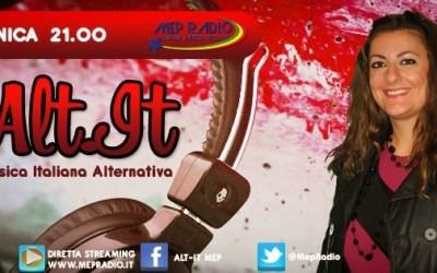 Andrea su Mep Radio il 13 gennaio alle ore 21