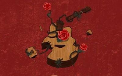 Metal Wave: Andrea Salini «Roses» (2020)