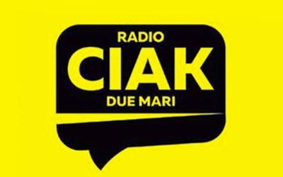 Intervista per Radio Ciak Due Mari