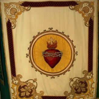 Fahne des 1. Fähnrichs