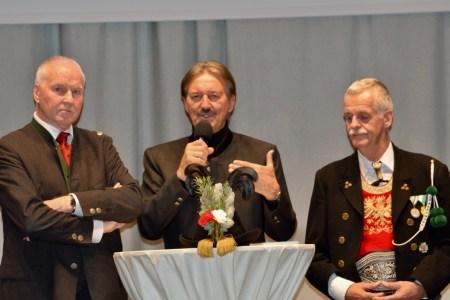 Peter Hörhager Bgm Dr. Hans Lintner, Hannes Filzer