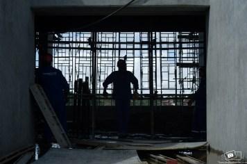 Obras da Odebrecht Arena Pernambuco