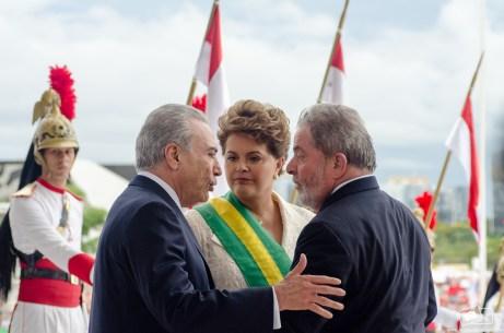 Posse da Presidente Dilma