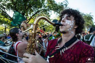 Carnaval 2016 Orquestra Voadora