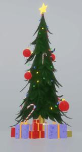 Christmas Tree by Microsoft