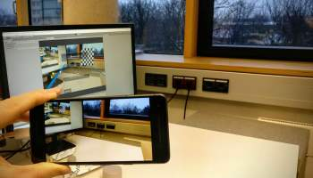 Basics of AR: SLAM – Simultaneous Localization and Mapping