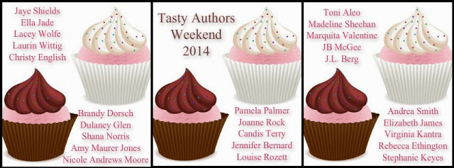 TASTY AUTHORS WEEKEND 2014