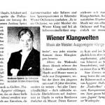Andreas Spörri in den Medien «Musikverein Wien»