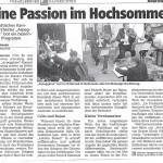 Passion im Hochsommer, Andreas Spörri