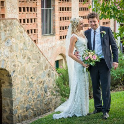 Italian Real Wedding Photography in Tuscany