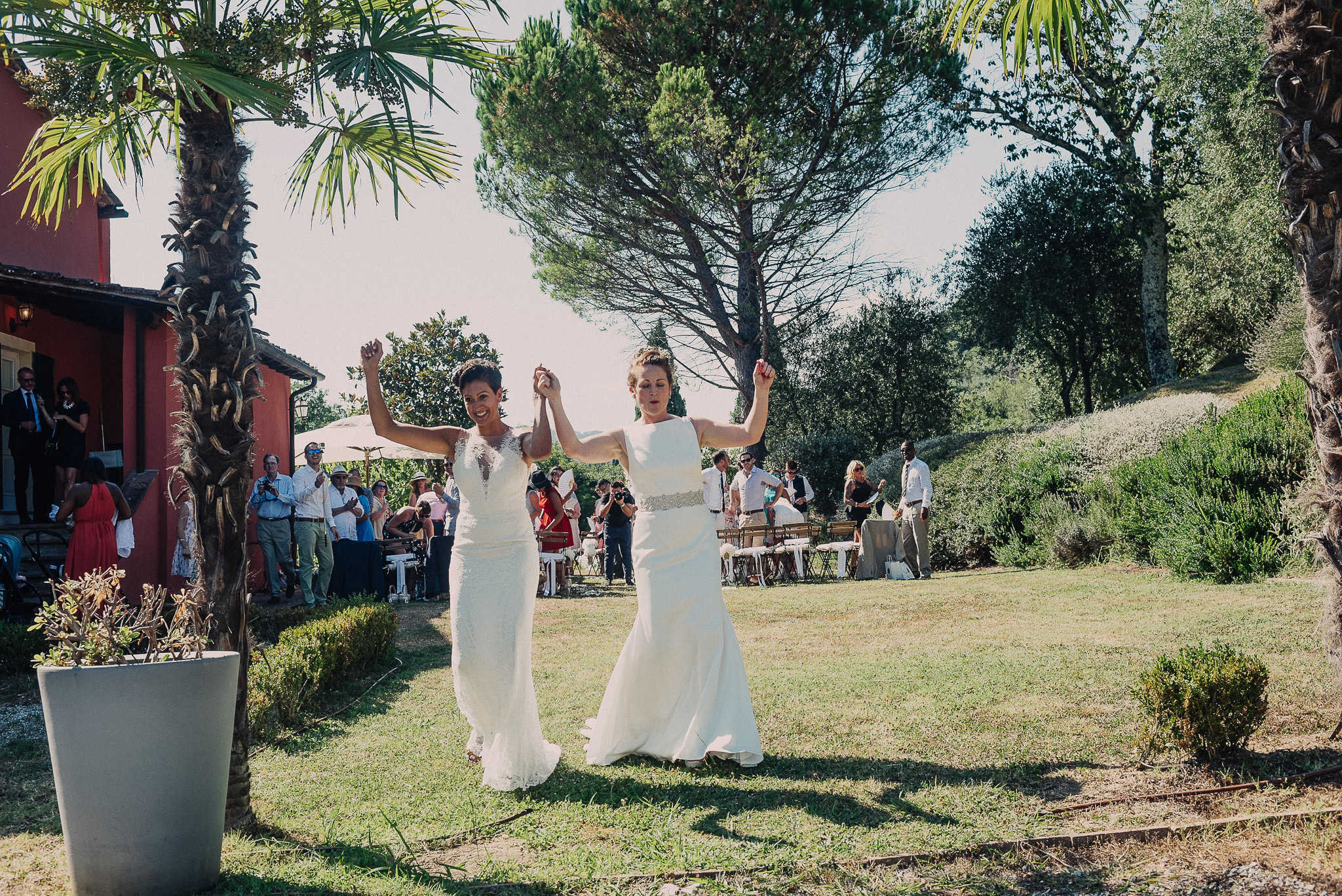 same sex wedding tuscany