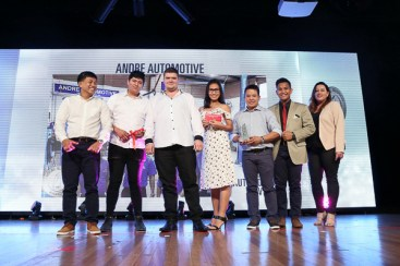 AndreLocalBusinessAwards2018Winner-5