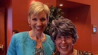 Grandma and Mari Smith