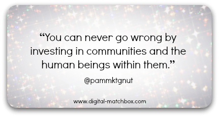 invest in communities quote