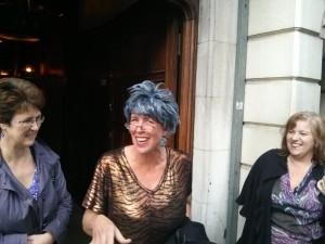 Grandma in London