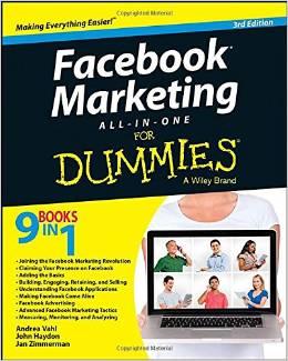 FB Marketing AIO for Dummies 3rd ed
