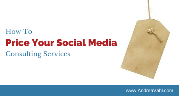 Price Your Social Media Services