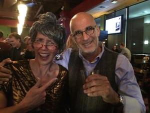 Grandma Mary and Ted Rubin