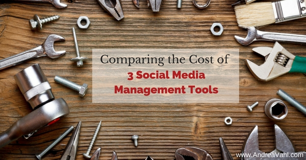 Comparing the Cost of 3 Social Media Management Tools