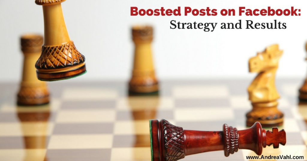 Boosted Posts on Facebook Strategy and Results