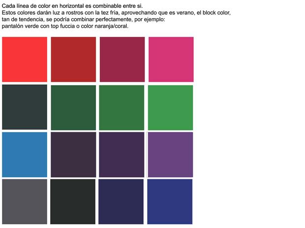 Nuestra piel y los colores  Mrate  Andrea Vilallonga