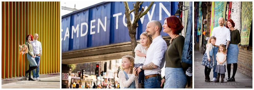 Camden Town Family Photography