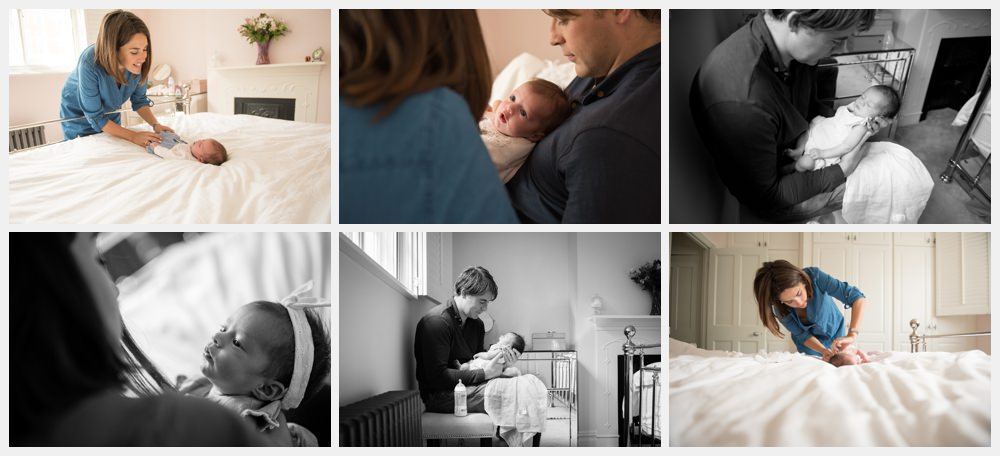 family photography session london
