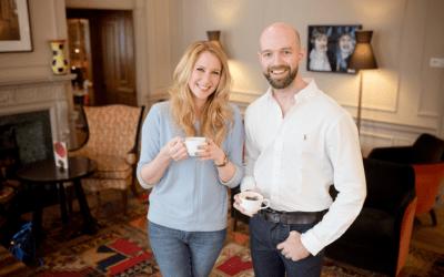 Headshots – Rob and Vanessa