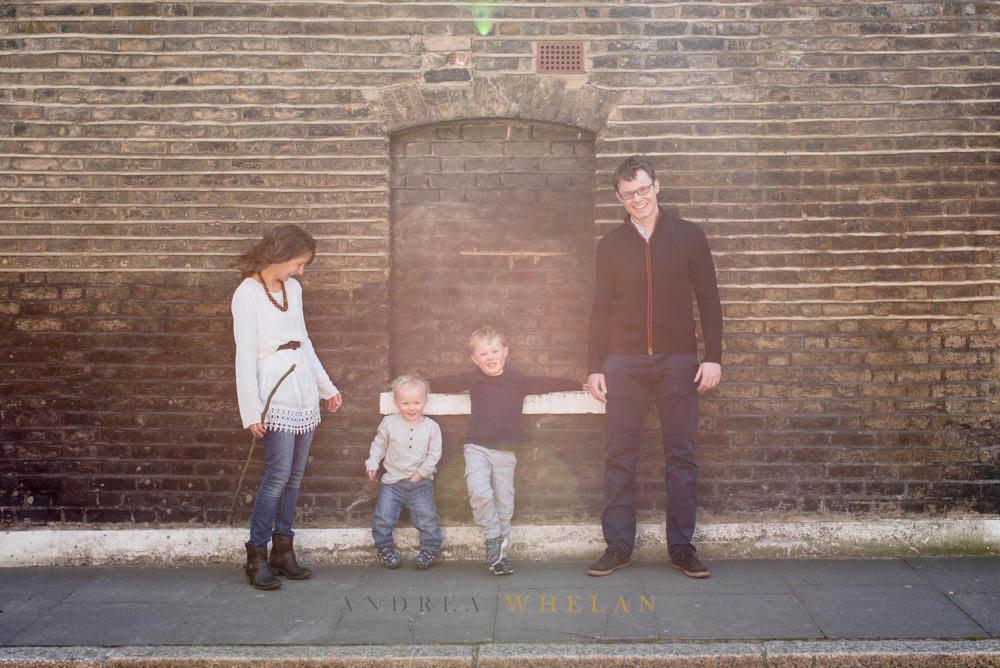 Greenwich family