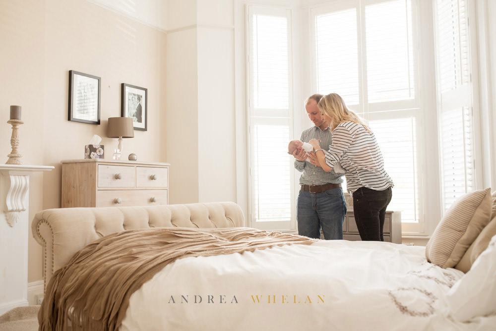 Newborn Photography in London