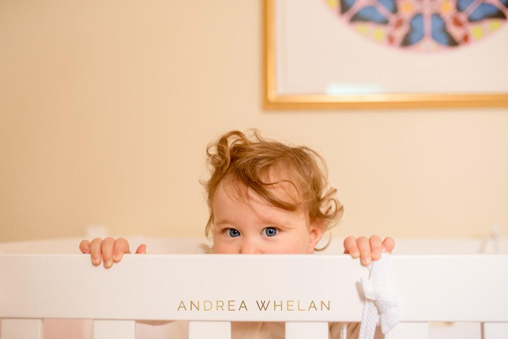 London baby portrait