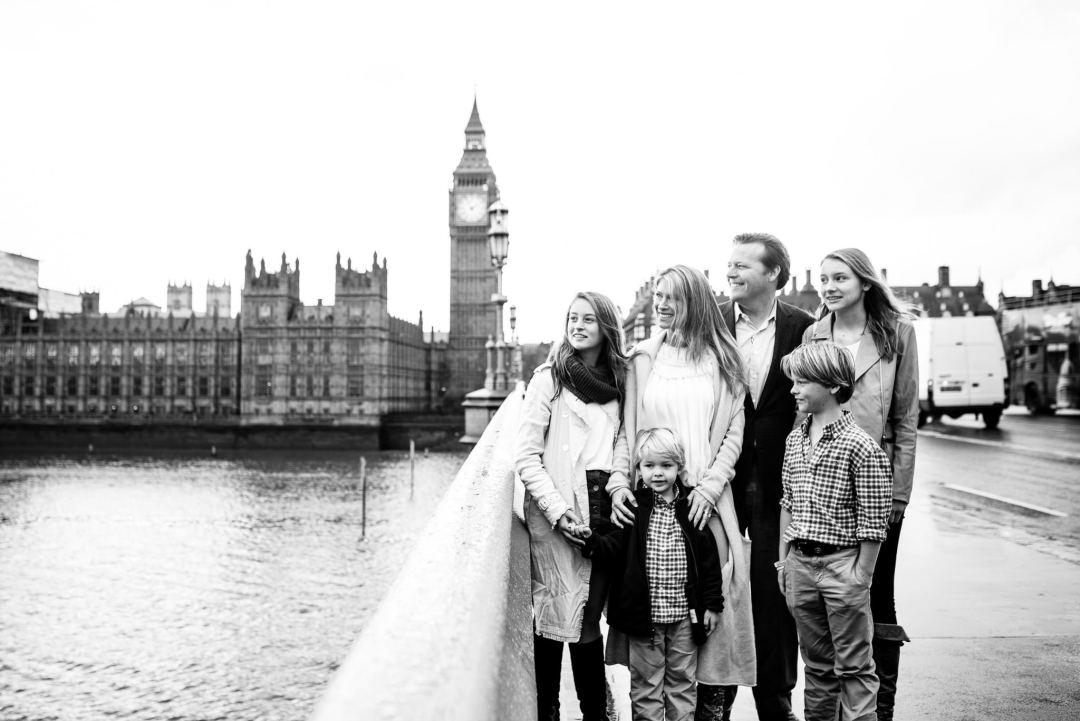 vacation family photographer london