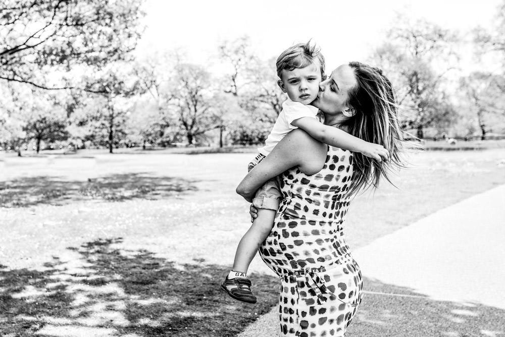 Kensington maternity session
