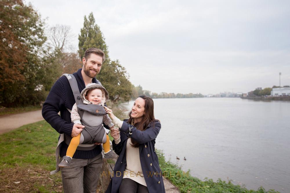 river walk in London