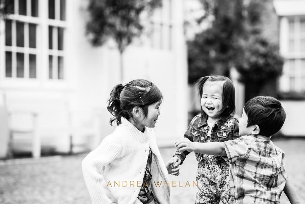 sibling portrait london