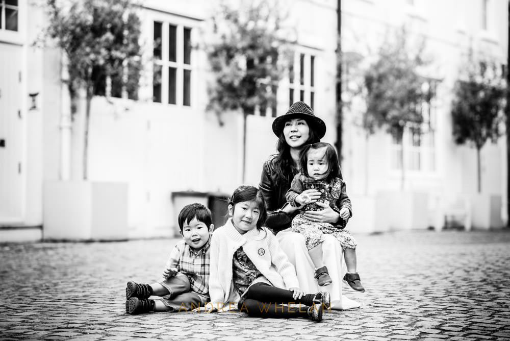 Vacation family photographer london