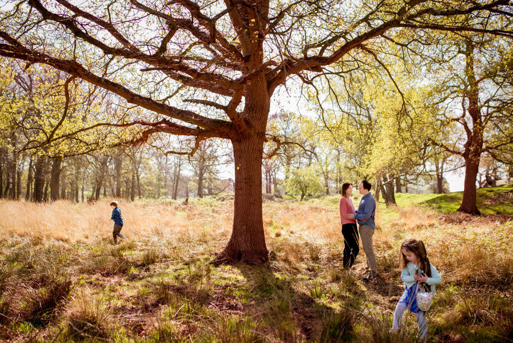 Richmond Park Family Photography