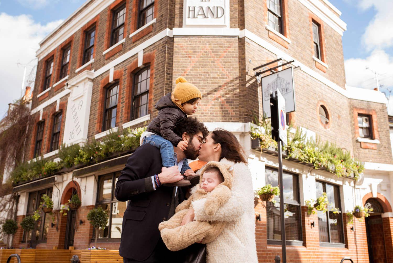 London Family Lifestyle Photographer