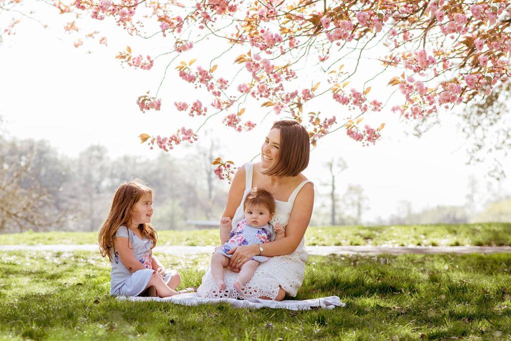 Cherry Blossom Greenwich Park