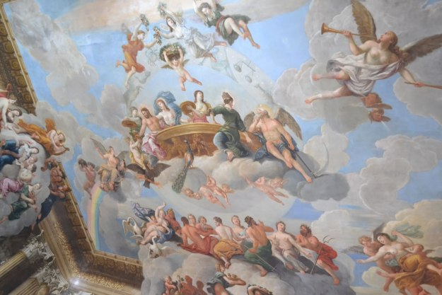 King Stairs Ceiling