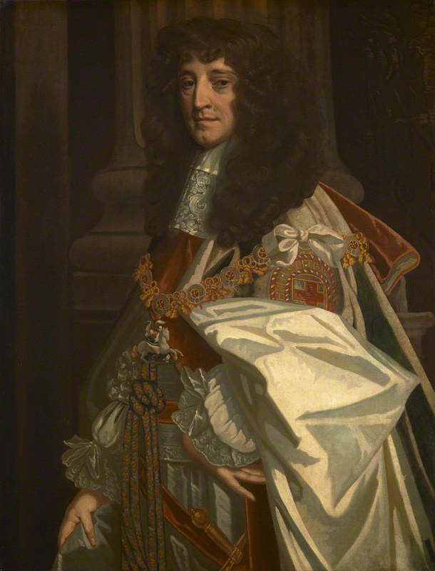 NPG 608; Prince Rupert, Count Palatine studio of Sir Peter Lely