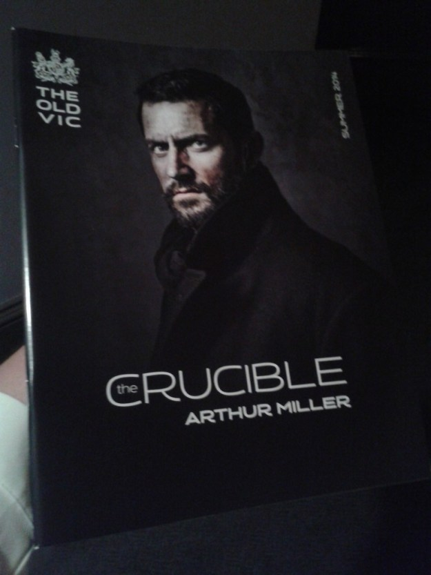 The Crucible programme