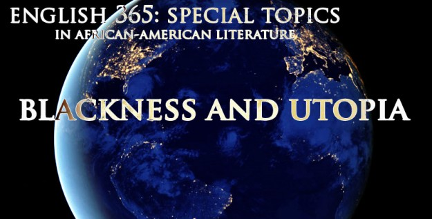 Blackness & Utopia